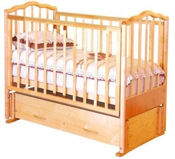 Детская кроватка Можга Ангелина С 676