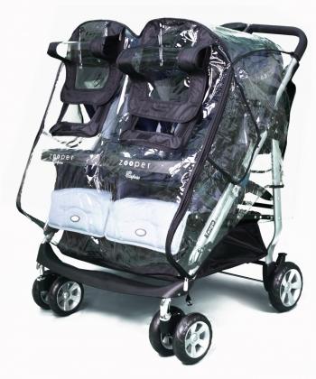 Дождевик Esspero Cabinet Duette для коляски двойни (-25°С)