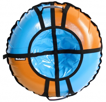 Тюбинг Hubster Sport Pro синий-оранжевый