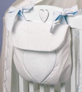 Сумка на кроватку Roman Baby CUORE DI MAMMA