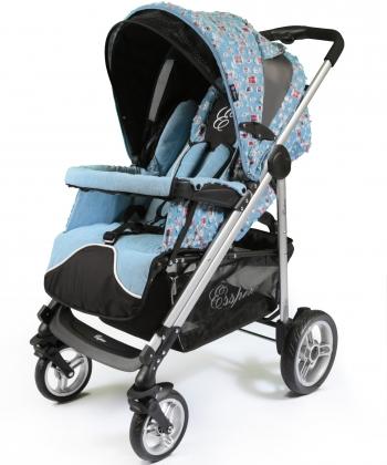 Прогулочная коляска Esspero X-Drive Denim