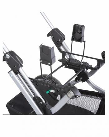 Адаптер для Maxi Cosi на коляску Hartan Buggy iX1