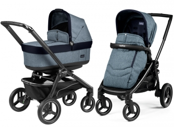 Коляска 2 в 1 Peg Perego Team Pop Up