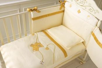 Комплект белья Baby Expert Bijoux (4 предмета)