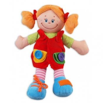 Игрушка кукла мягкая Baby Mix