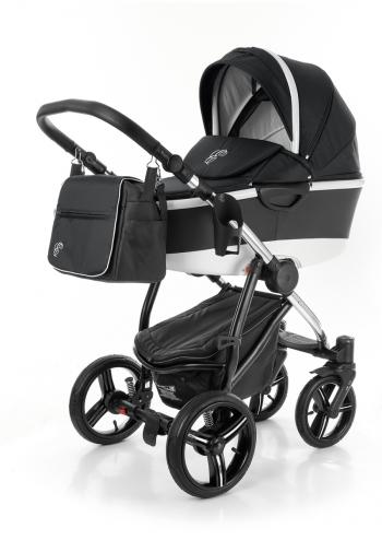 Коляска для новорожденных Esspero Newborn Lux Alu (шасси Chrome)