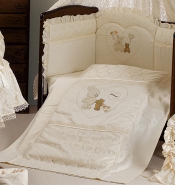 Постельный комплект Roman Baby RUBACUORI 5 предметов