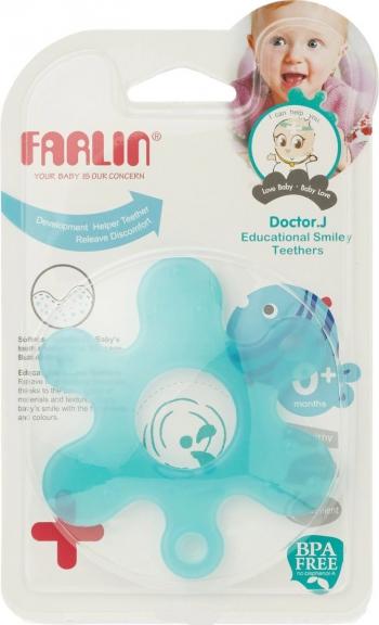 Прорезыватель силиконовый Farlin