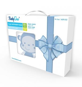 Плед BabyOno (80*100 см) в подарочной упаковке