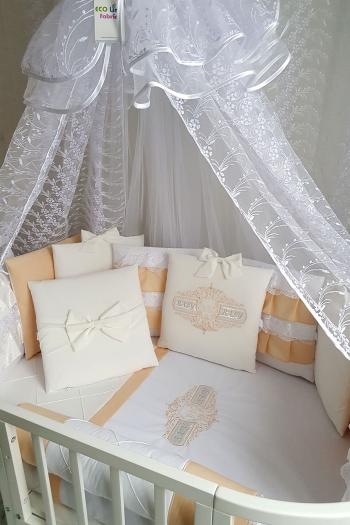 Комплект постельного белья Eco Line Жемчужина (19 предметов)