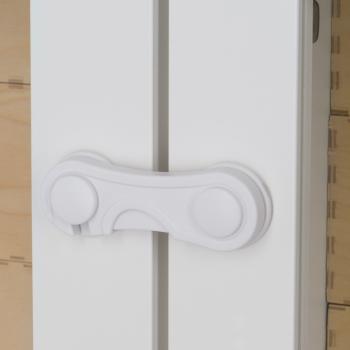 Блокиратор-замок для створок шкафов Happy Baby Cupboard Lock