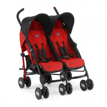 Коляска для двойни Chicco Echo Twin Stroller