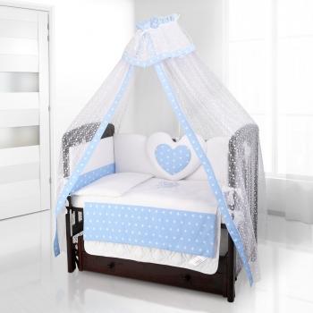 Комплект постельного белья Beatrice Bambini Cuore Stella