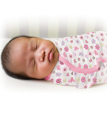 Конверт для пеленания Summer Infant SWADDLEME (размеры S/M)