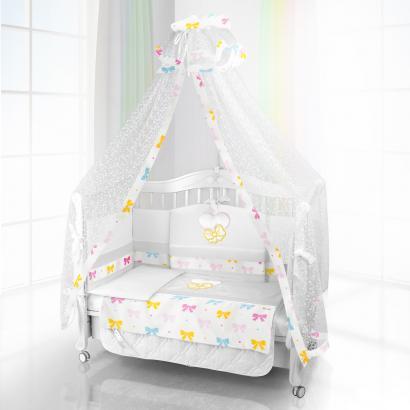 Комплект постельного белья Beatrice Bambini Unico Preferito Fiocco (125х65)