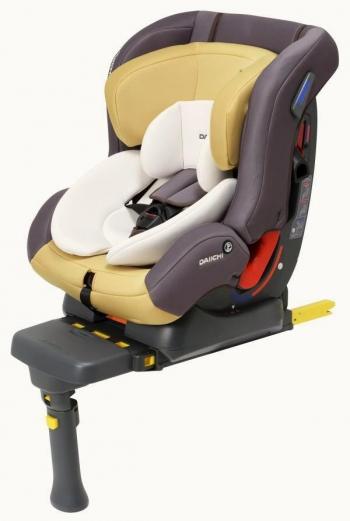 Автомобильное кресло DAIICHI First 7™ (основание ISOFIX в комплекте)