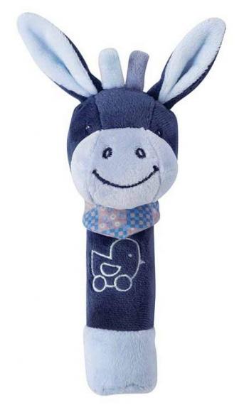 Мягкая игрушка Nattou Alex Bibou Cri-Cris