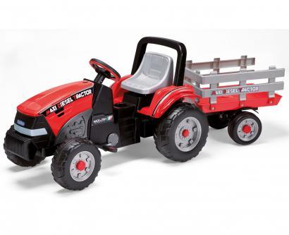Трактор Peg Perego Maxi Diesel Tractor