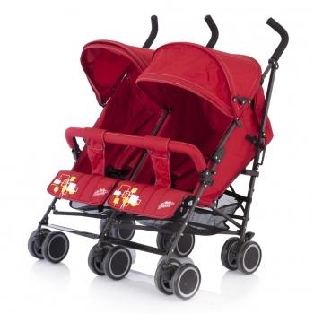 Коляска для двойни Baby Care City Twin