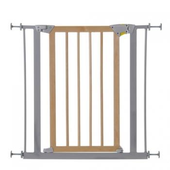 Детские ворота безопасности Hauck Hauck Metal/wood deluxe