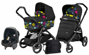 Коляска 3 в 1 Peg Perego Book Plus Pop Up Modular System
