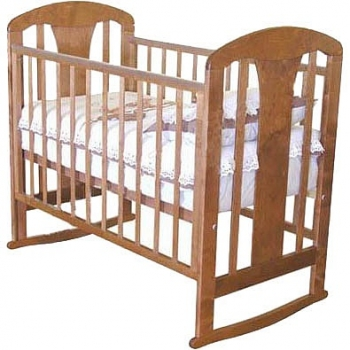 Детская кроватка-качалка Можга Вилона С 701