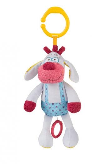 Музыкальная игрушка BabyOno Собачка Simonа