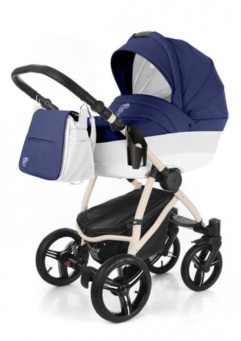 Коляска для новорожденных Esspero Grand Newborn Lux (шасси Beige)