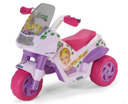 Электромобиль Peg Perego Raider Princess
