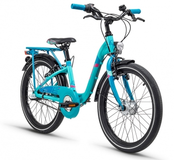 Велосипед SCOOL chiX alloy 20, 3 ск. Nexus