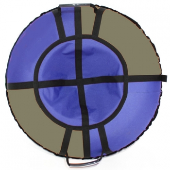 Тюбинг Hubster Хайп синий-олива