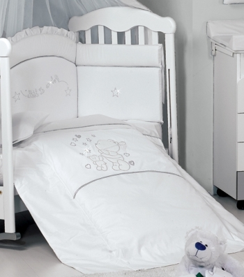 Постельный комплект Roman Baby POLVERE DI STELLE 5 предметов