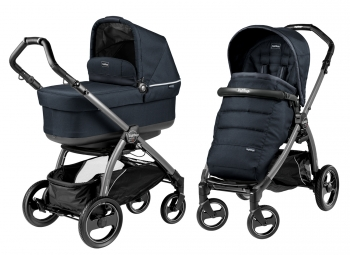 Коляска 2 в 1 Peg Perego Book S Pop Up Modular (шасси Jet)