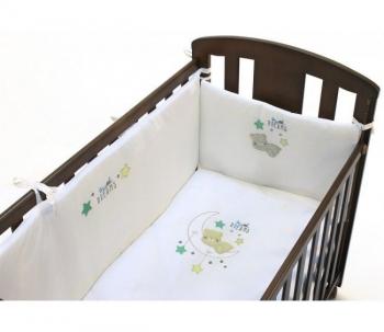 Комплект постельного белья Fiorellino Sweet Dreams 120x60 5 предметов