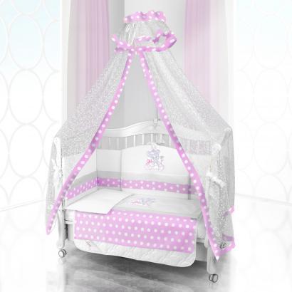 Комплект постельного белья Beatrice Bambini Unico Trovato (120х60)