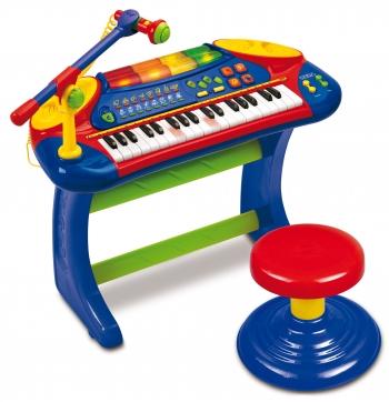 Электронное пианино со стульчиком Weina-2079