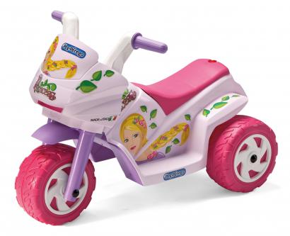 Электромобиль Peg Perego Raider Mini Princess