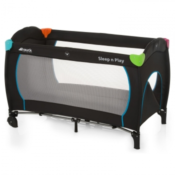 Манеж Hauck Sleep`n Play Go Plus (multicolor black)