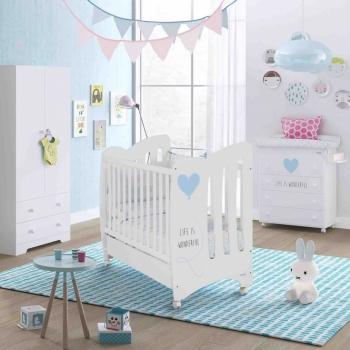 Детская кроватка Micuna Wonderful (120x60)