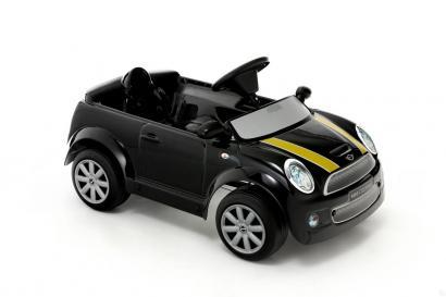 Электромобиль Toys Toys Mini Cooper S