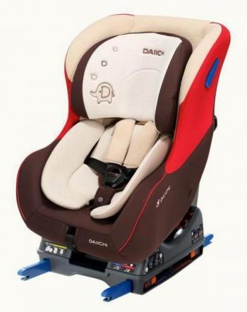 Автомобильное кресло DAIICHI Dualwell Season 2™ (ISOFIX)