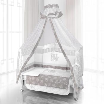 Комплект постельного белья Beatrice Bambini Unico Orso Mamma (120х60)