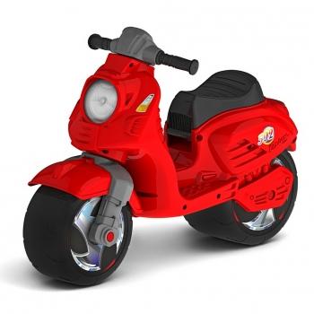 Каталка-мотоцикл беговел RT СКУТЕР