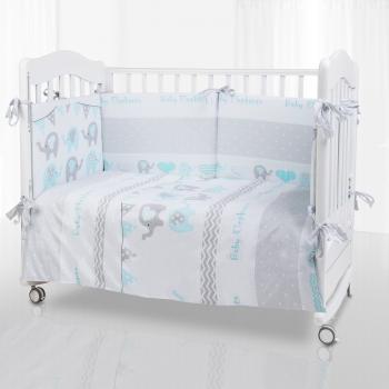 Комплект постельного белья Eco Line Elephant