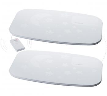 Комплект из двух мониторов дыхания Ramili Baby SP200100