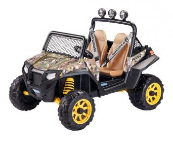 Электромобиль Peg Perego Polaris Ranger RZR 900 Camouflage