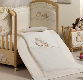 Постельный комплект Roman Baby LUCCIOLE 5 предметов