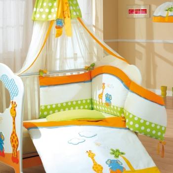 Комплект в кроватку Pali Gigi   Lele 3 предмета