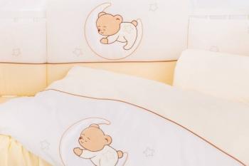 Сменный комплект постельного белья Lepre Amore 3 предмета (125*65)