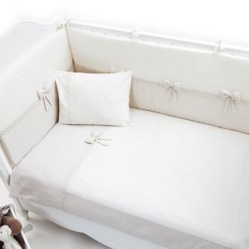 Постельное бельё Funnababy Premium Baby 120x60 5 предметов